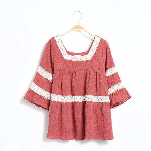 baby doll top rose