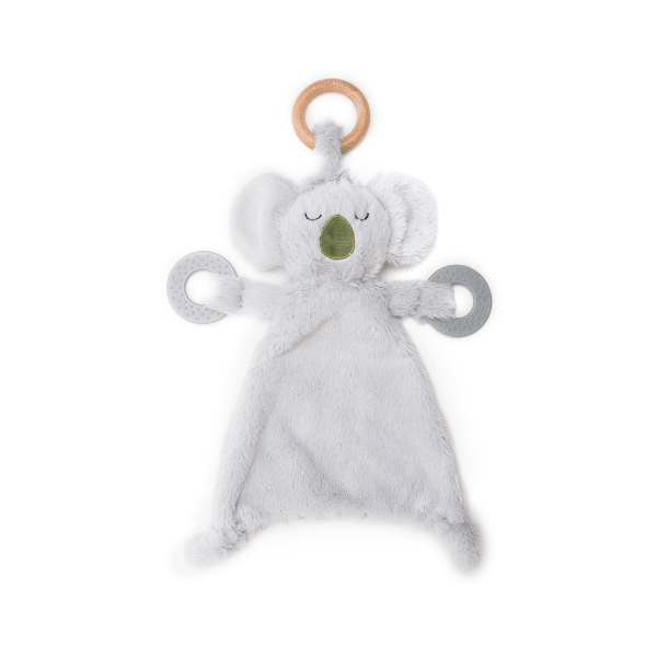 konrad koala teething lovey