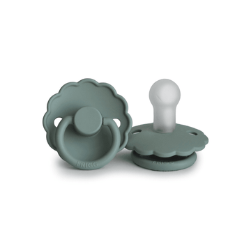 Frigg Daisy Silicone Pacifier, Lily Pad
