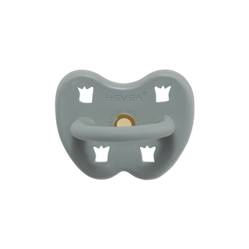 Hevea Ortho Pacifier, Gorgeous Grey