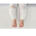 kids clara rainbow leggings