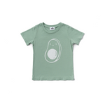 avocado babe t-shirt in green