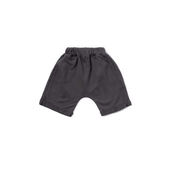 lounge shorts in slate grey
