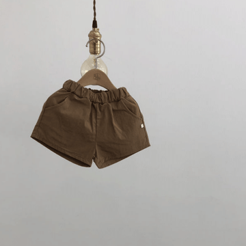 lala everyday shorts in brown