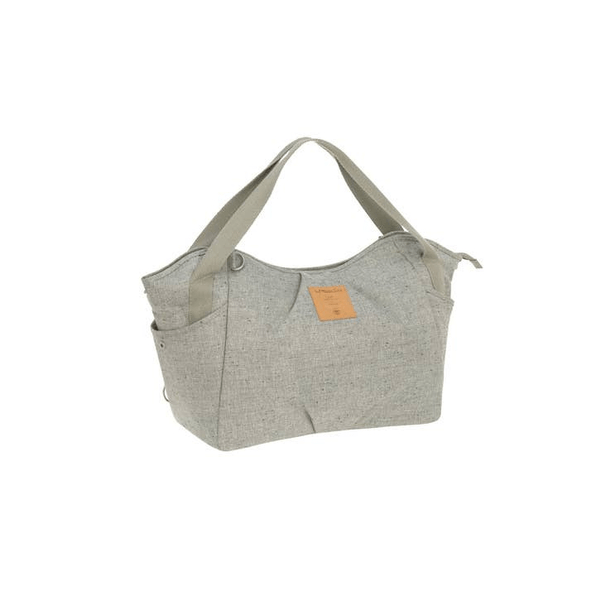 lassig twin bag, light grey
