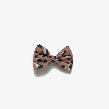 leopard bow blush