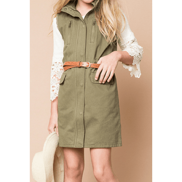 military vest for girls
