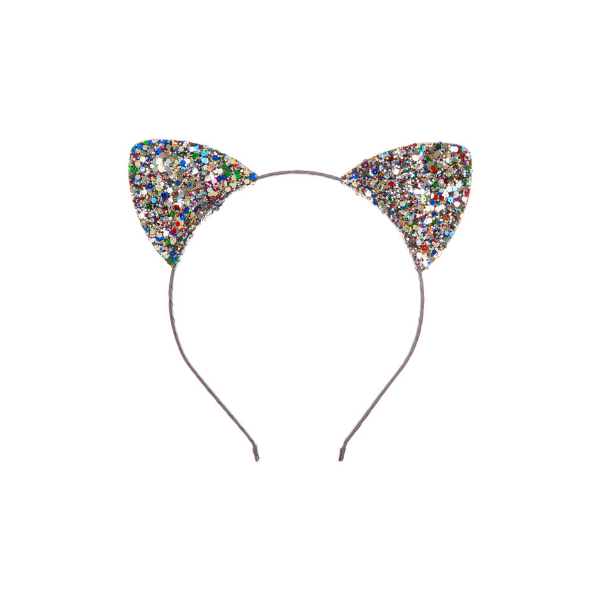 mimi & lula multi glitter cat ears
