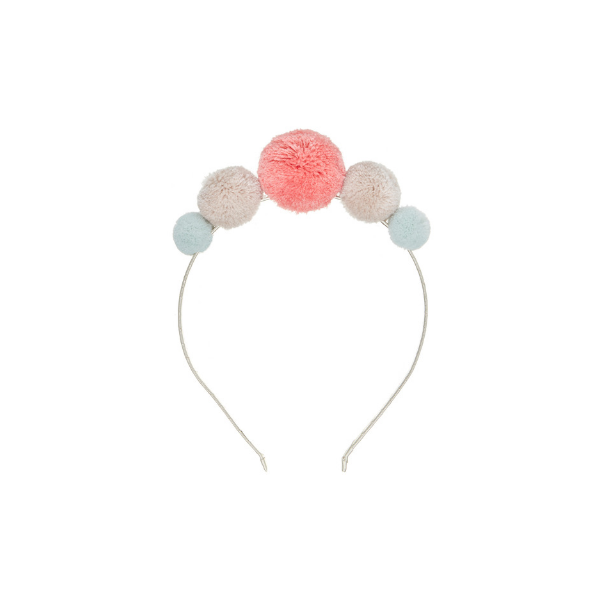 mimi & lula pepper pom pom statement headband