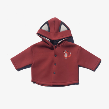 mimico fox jacket