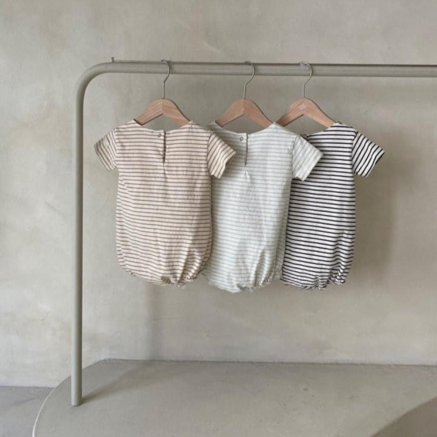 Short Sleeve Saint Romper