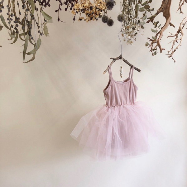 monbebe tutu dress in pink