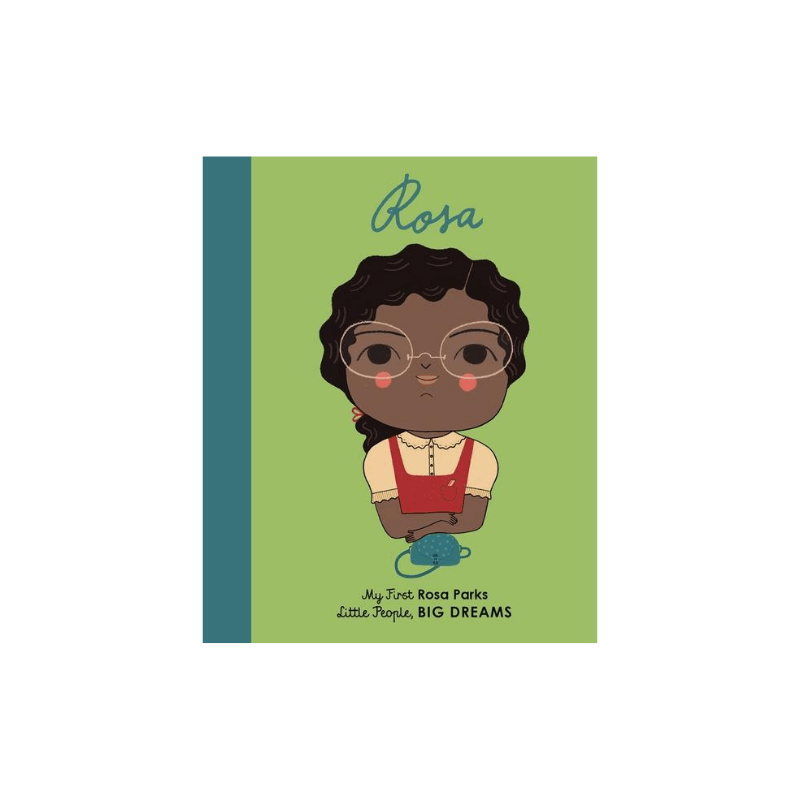 my first little people big dreams board book rosa parks