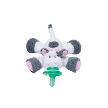 paci-plushies buddies, cutsie cow