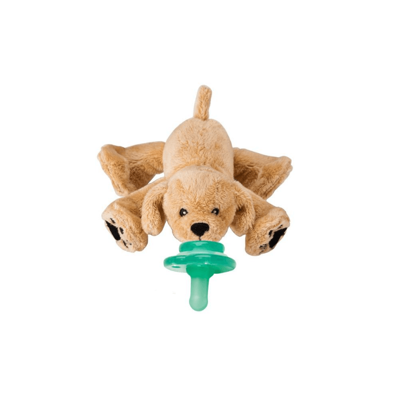 paci-plushies buddies, rufus retriever