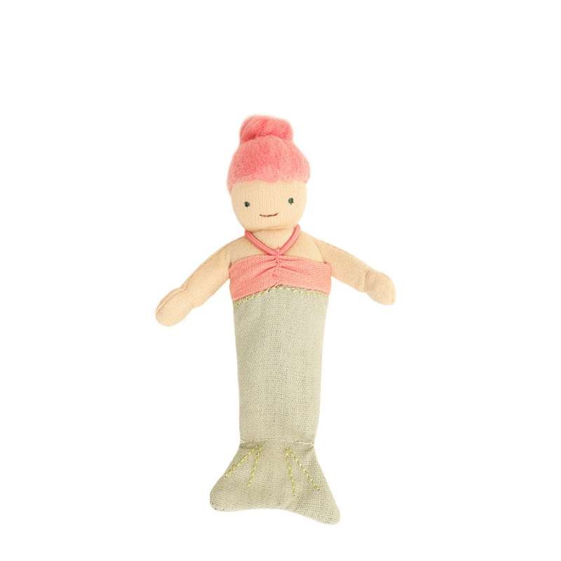 Holdie Folk Mermaid, Coral