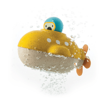 bath time submarine