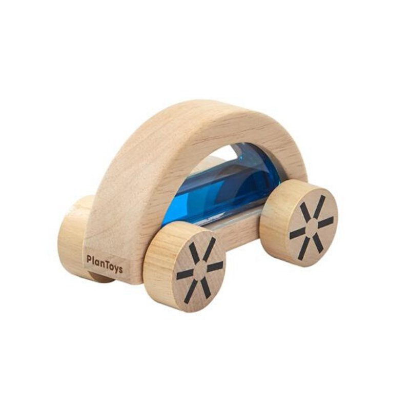 plan toys wautomobile blue