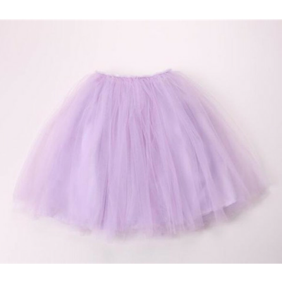 soft tulle skirt