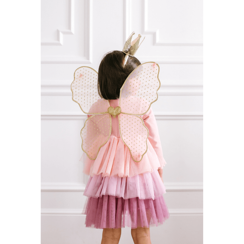 mimi & lula sugar plum fairy wings