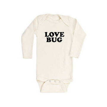 tenth and pine love bug long sleeve bodysuit