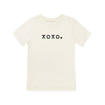 xoxo short sleeve tee