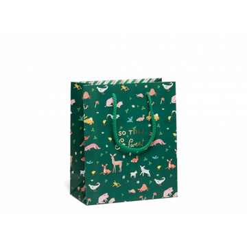 tiny animals gift bag