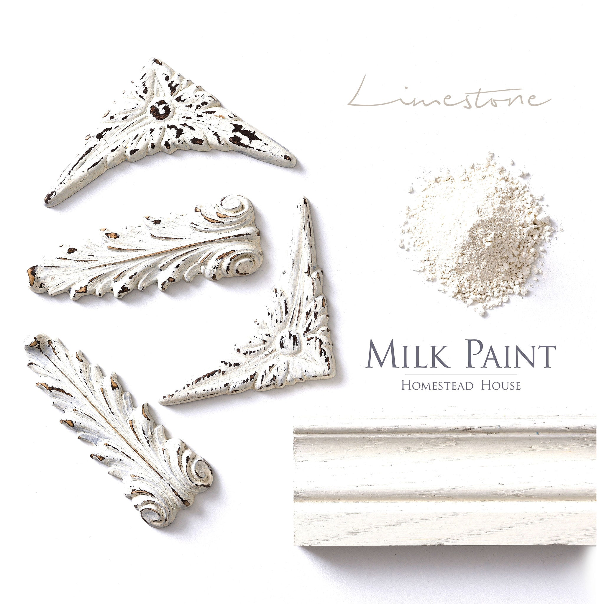 1 Homestead House Milk Paint