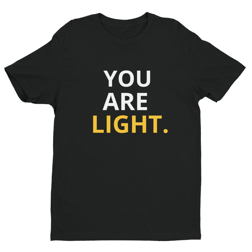 YOU ARE LIGHT Short Sleeve T-shirt