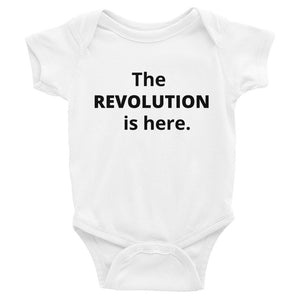 BABY The REVOLUTION is here Onesie