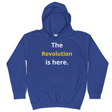 KIDS The Revolution is here Hoodie