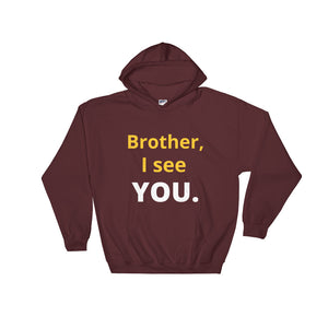 Brother, I see YOU Hooded Sweatshirt