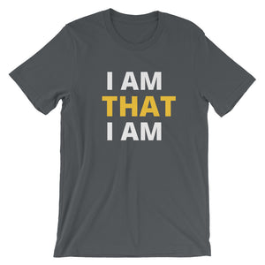 I AM THAT I AM Short-Sleeve Unisex T-Shirt