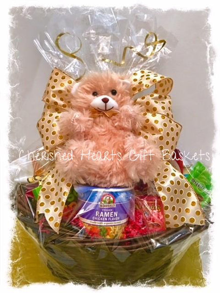 Sweet Teen Gift Basket