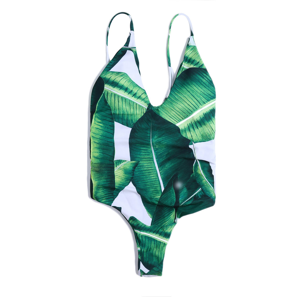 Palmtree swimsuit