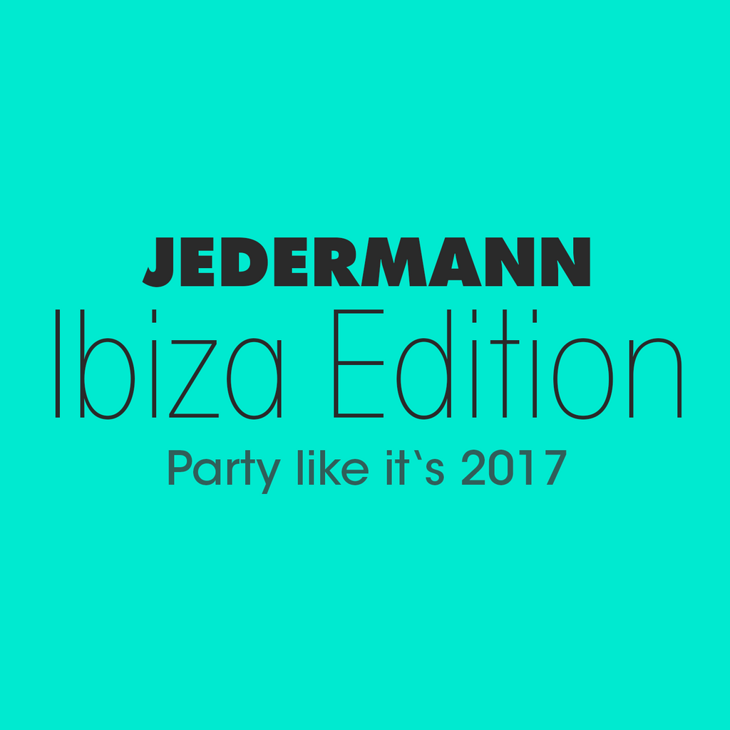 JEDERMANN Ibiza Edition