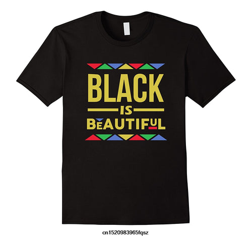 Black is Beautiful Black Pride T-Shirt