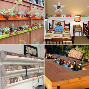 15 Creative Uses for Your Old Gutters