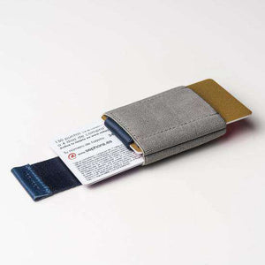 The Easy Slim Wallet | Off Grey