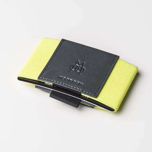 Cartera Minimalista | The Card Case Wallet | Bright Yellow