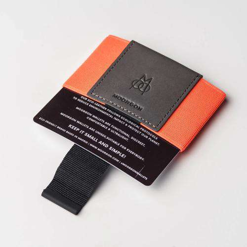 Cartera Minimalista | The Card Case Wallet  | Coral Caribbean