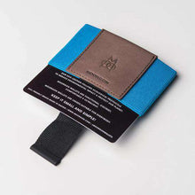 The Card Case Wallet  | Washed Blue