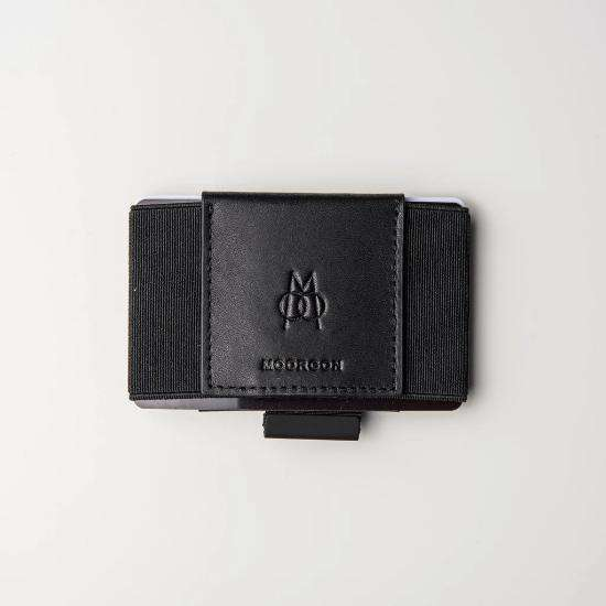 Cartera Minimalista | The Card Case Wallet  | Total Black