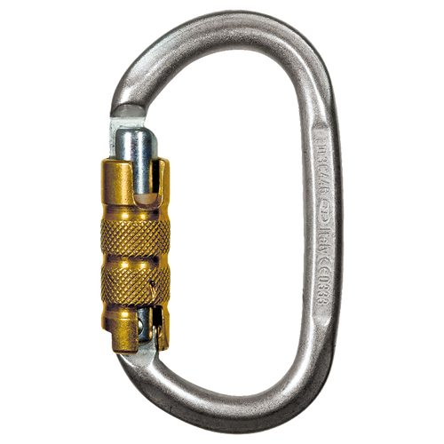 Pillar Steel TG Carabiner