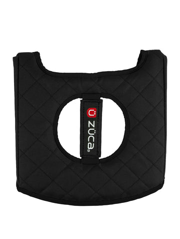 ZUCA - Seat Cushion Black/Black - Precious About Make-up