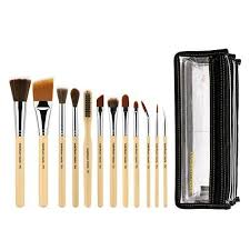 Bdellium SFX 12pc Brush Set with Double Pouch (1st Collection) - Precious About Make-up, (product_title),SFX, Bdellium