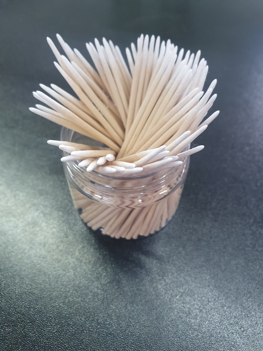 Thin Eco Cotton Buds - Precious About Make-up, (product_title),cotton buds, Precious About Make-up