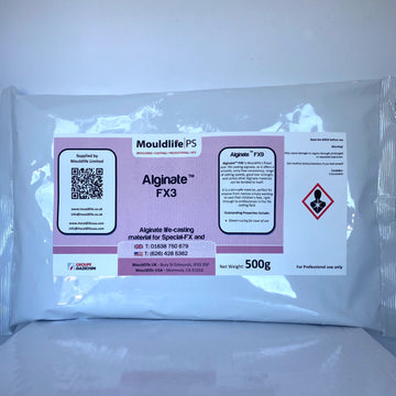 Alginate FX3 (Fast) - Precious About Make-up, (product_title),SFX, Mouldlife