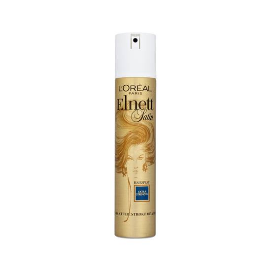 L'Oreal Elnett Satin Hairspray - Precious About Make-up, (product_title),, L'Oreal