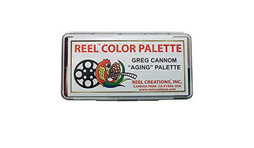 Reel Creations - Greg Cannom 'Aging' Palette - Precious About Make-up, (product_title),SFX, Reel Creations